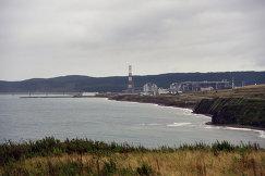 Завод по сжижению природного газа в Южно-Сахалинске
