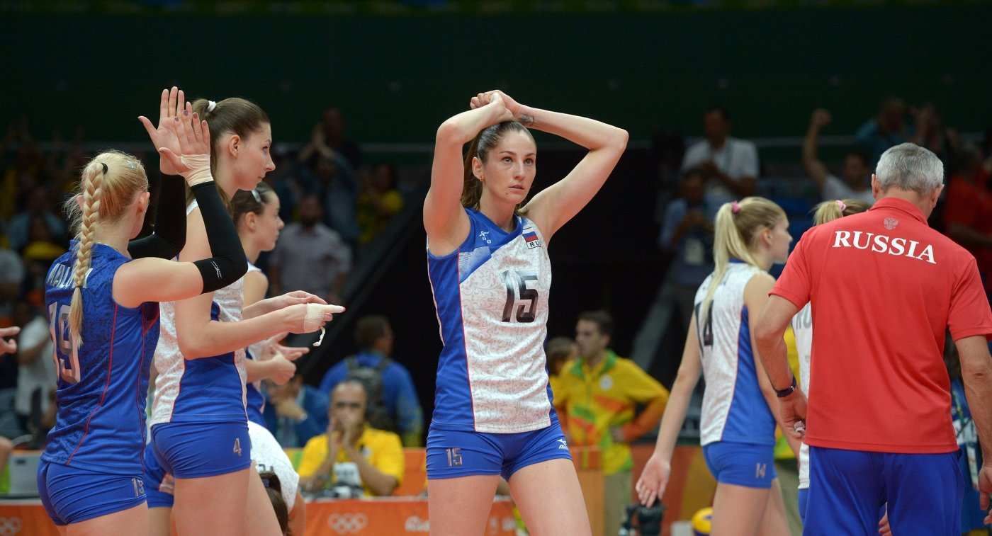 Россиянки наЧМ-2018 поволейболу сыграют сазербайджанками