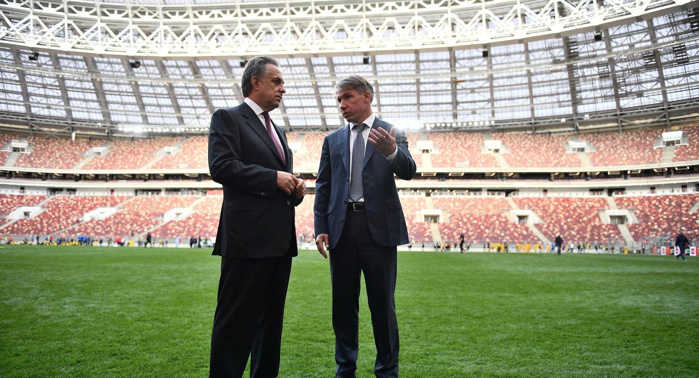 Безопасность наЧМ-2018 будет организована качественно— ФИФА