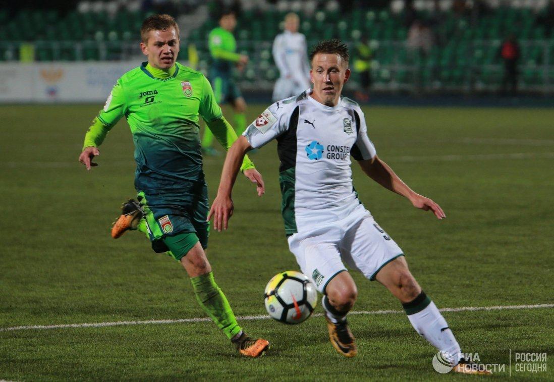 Арсенал Тула — Спартак Москва: оружейники вернут должок