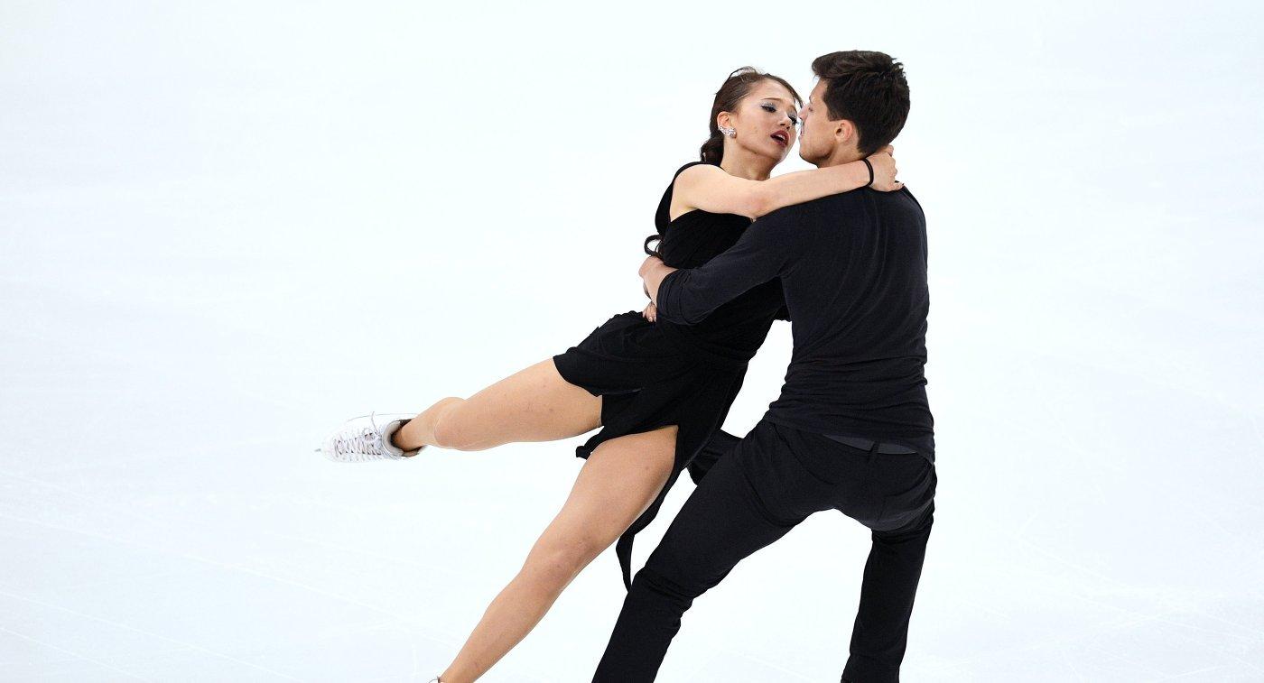 Аннабель Морозова и Андрей Багин