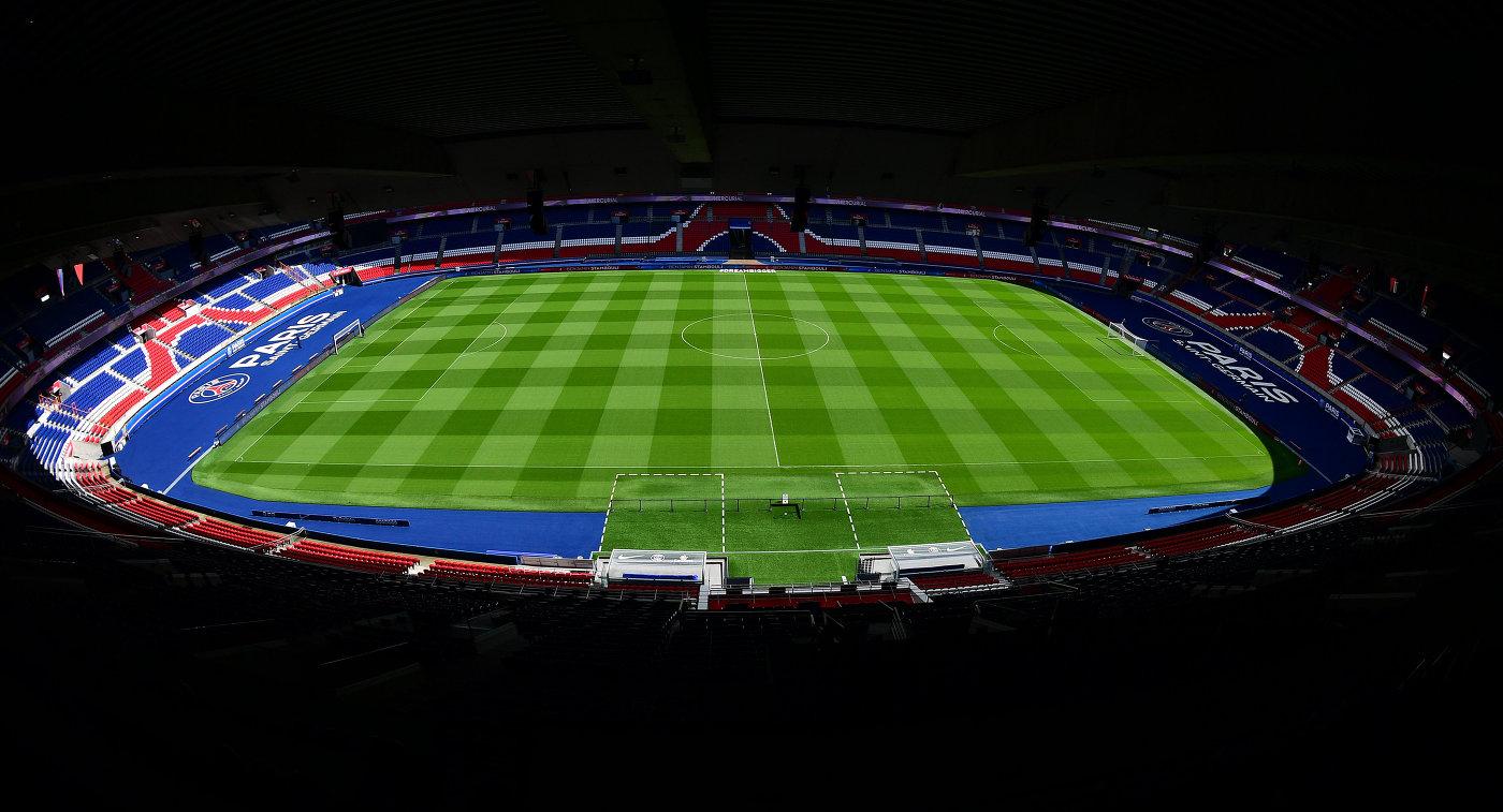 Парижская милиция предотвратила теракт перед матчем ПСЖ— «Бордо»