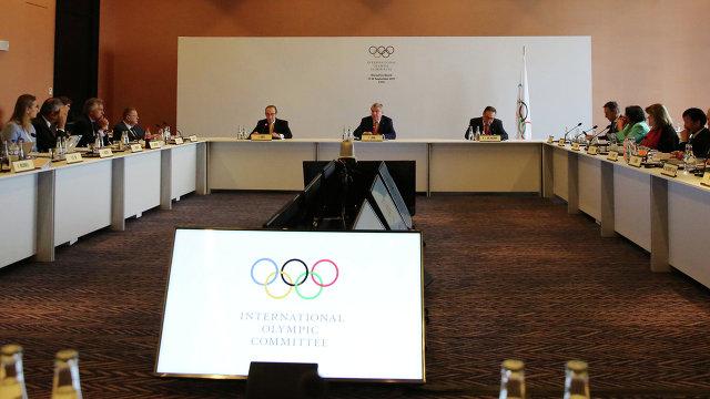 Заседание сессии МОК в Лиме