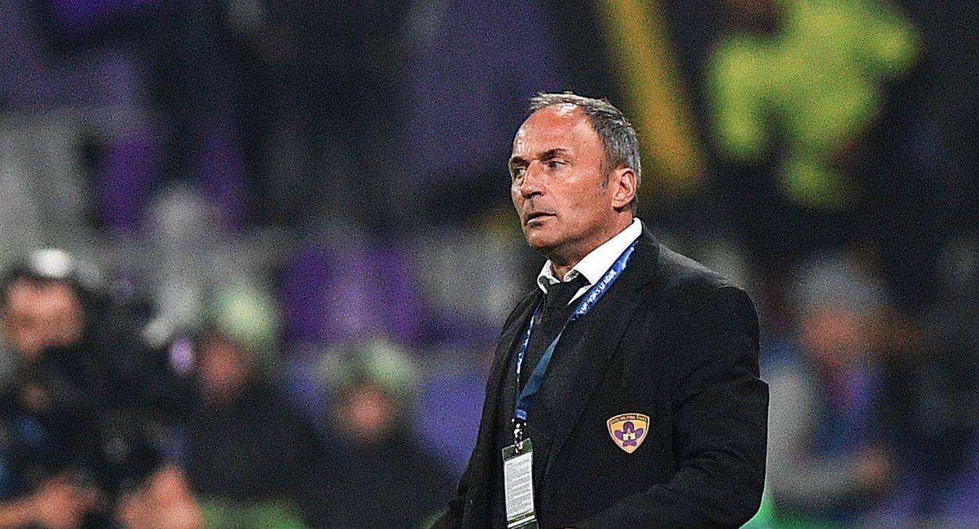 Главный тренер Марибора Дарко Миланич