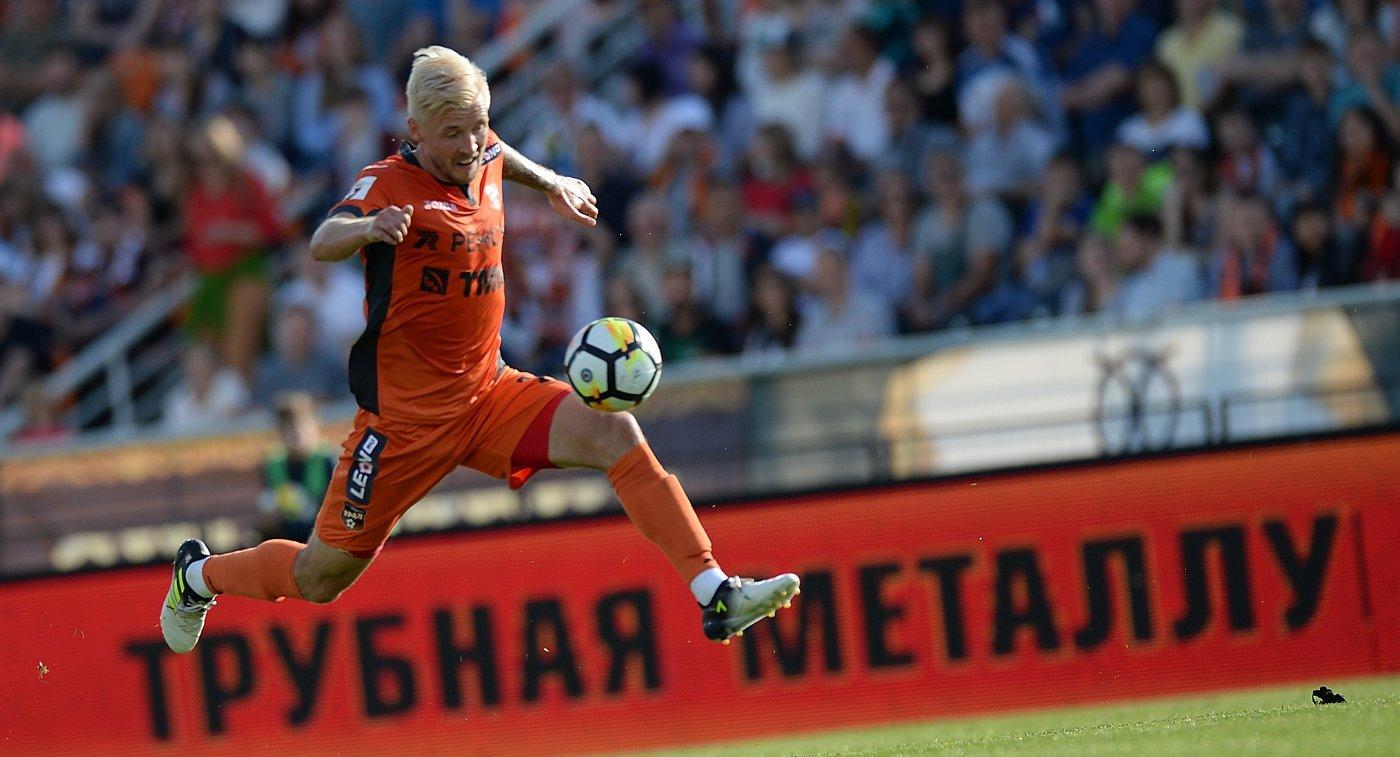 Президент «Урала» подтвердил, что полузащитник Григорьев покинет клуб