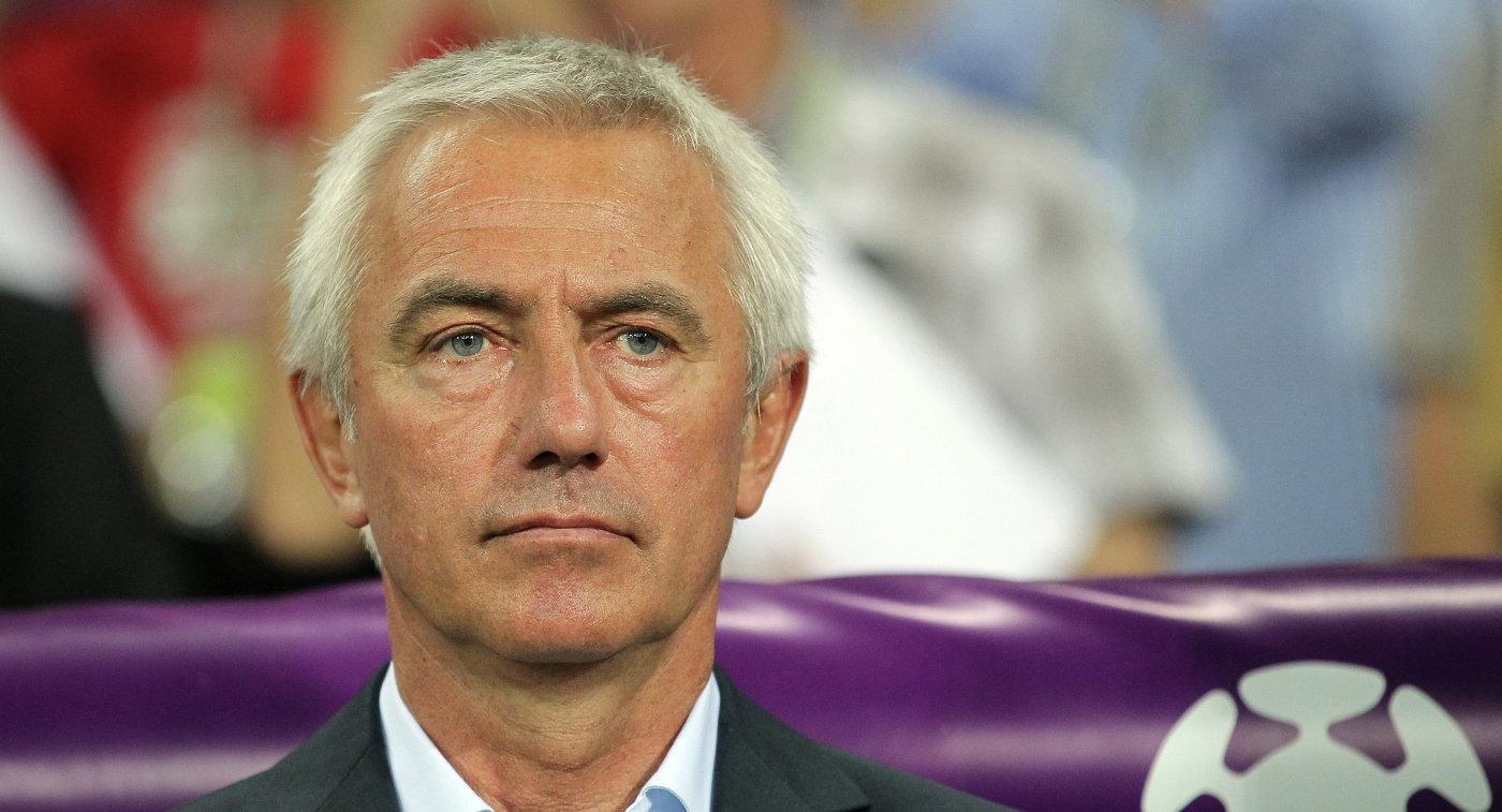 Ван Марвейк небудет тренером сборной Саудовской Аравии наЧМ