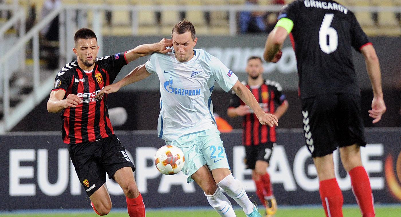 музыка завораживает футбол чемпионат лига европы голы смотреть зенит вардар выборе