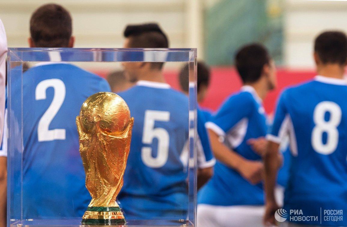 Кубок мира гостит вКалининграде