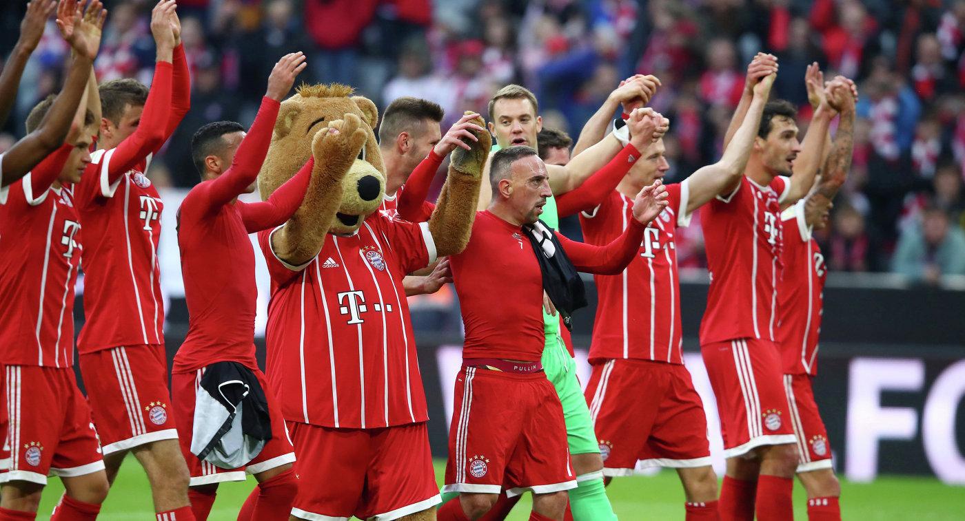 Дубль Левандовски помог «Баварии» разгромить «Майнц» вматче чемпионата Германии