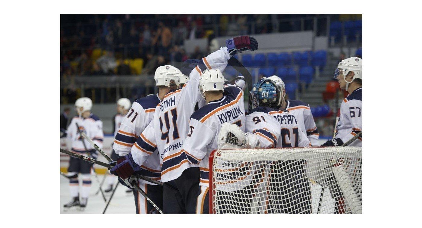 Хоккеисты Южного Урала