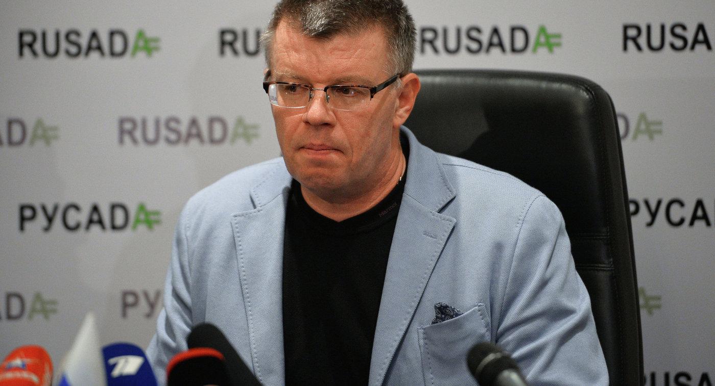 «Возможность допуска наших олимпийцев недолжна зависеть отвозможностей РУСАДА»— Юрий Ганус