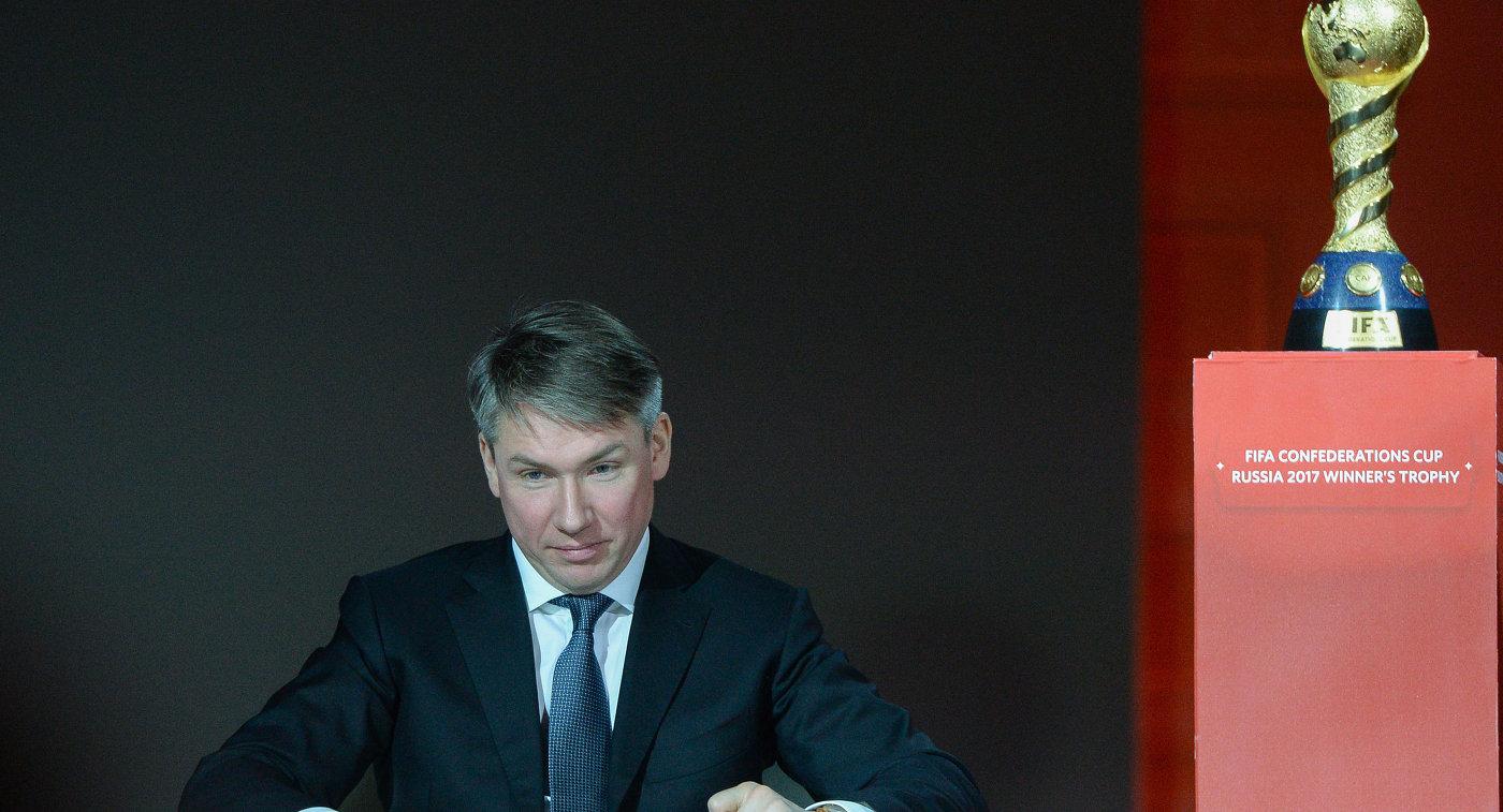 Виталий Мутко остановил свою деятельность как руководитель РФС на6 месяцев
