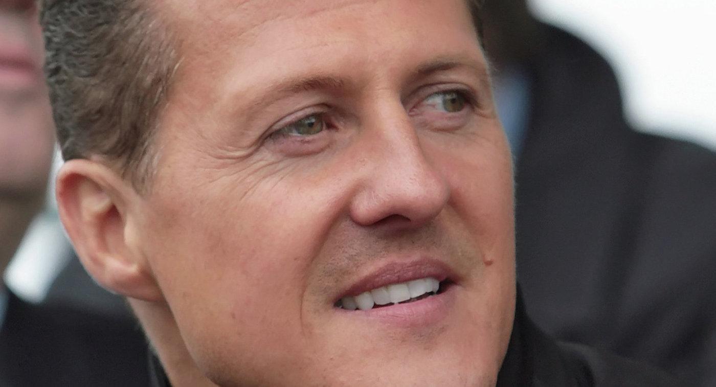 Впроцессе реабилитации Михаэля Шумахера возникла новая надежда