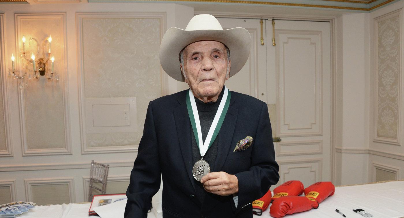 Скончался легендарный Джейк Ламотта