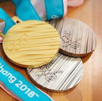 Медали Олимпийских игр-2018 в Пхенчхане