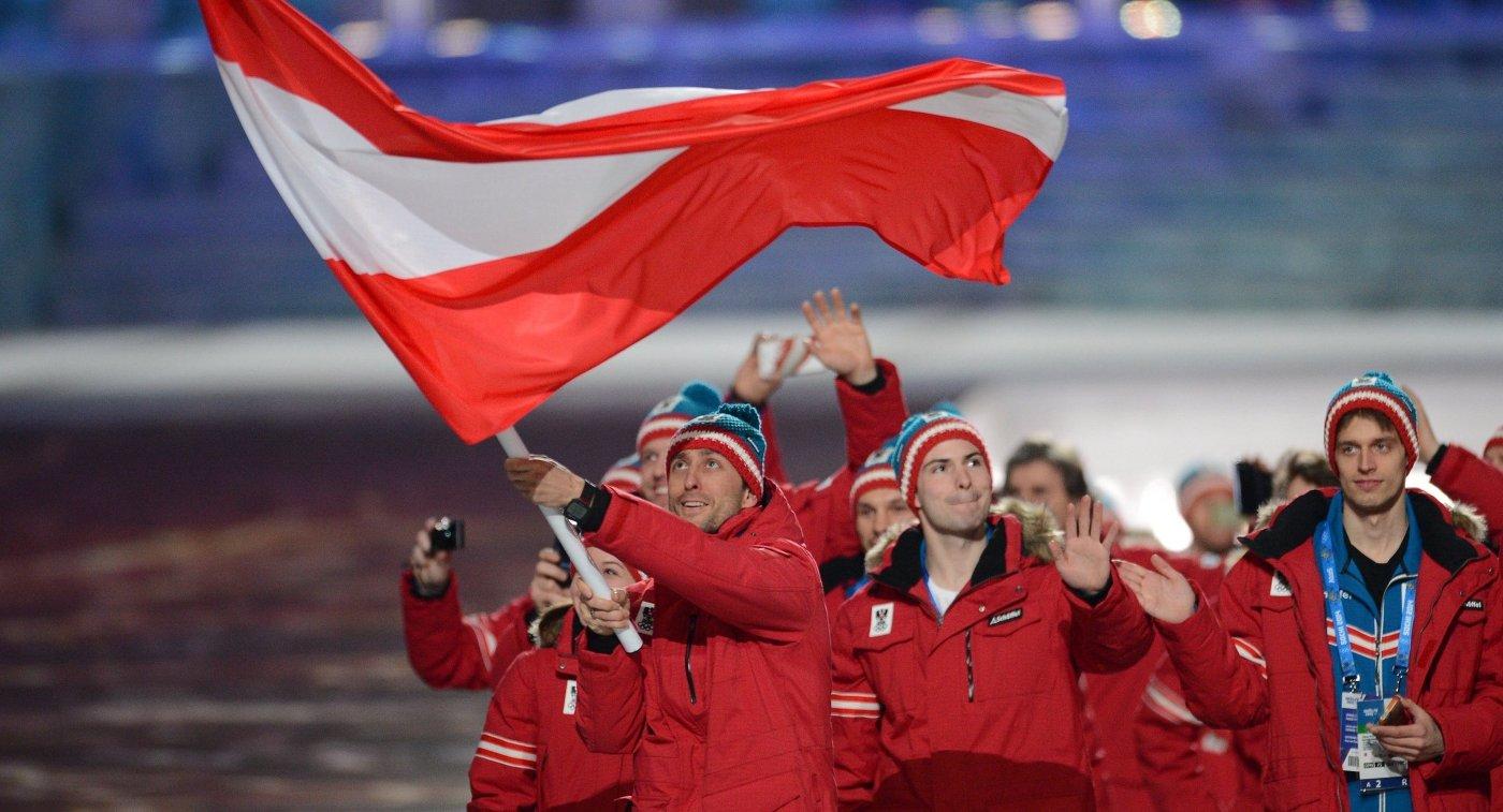Сборная Австрии может пропустить Олимпиаду-2018 изсоображений безопасности— глава НОК