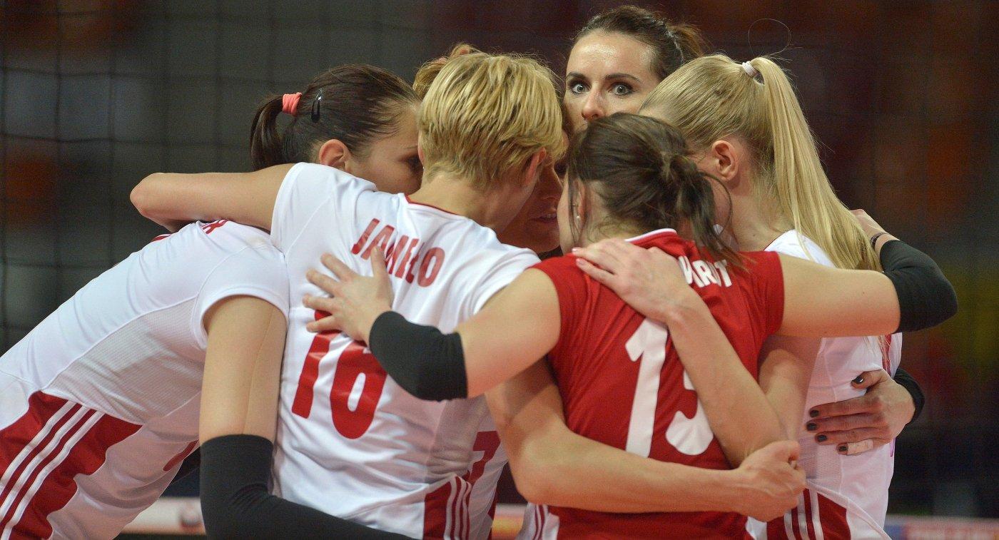 Белорусские волейболистки сволевой победы стартовали наЧЕ