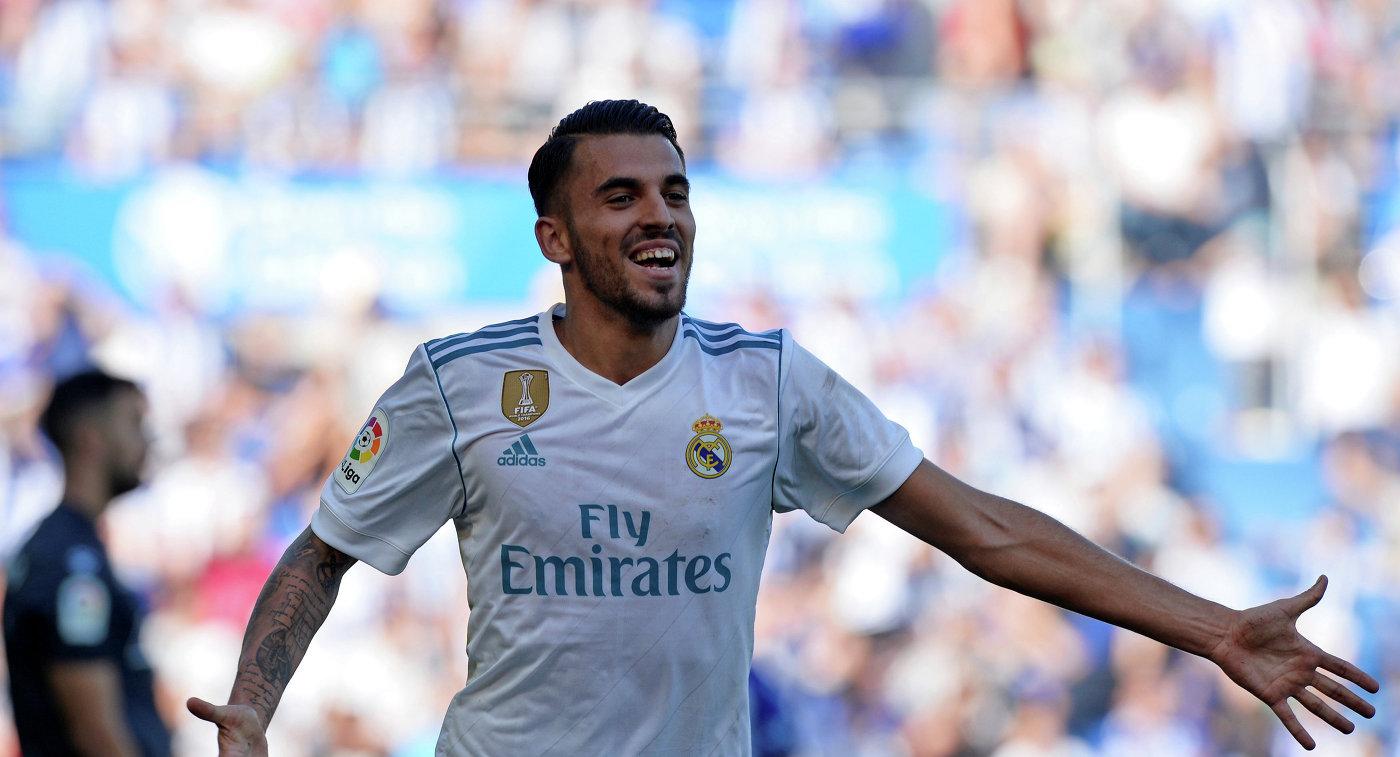 Дубль Себальоса позволил «Реалу» взять 3 очка вгостях у«Алавеса»