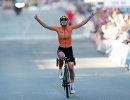 Голландская велогонщица Шанталь Блаак