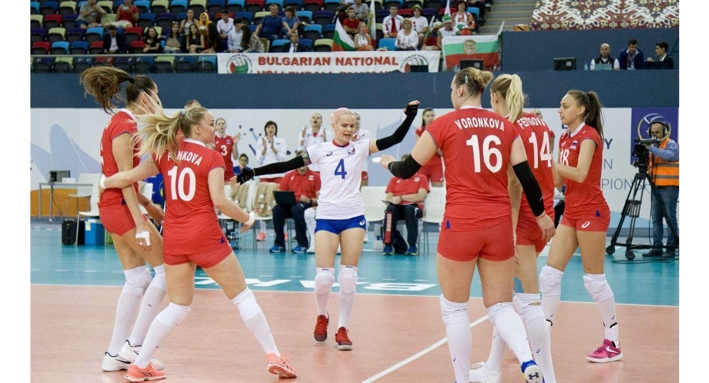 Сборная РФ одержала вторую победу под управлением тренера Ушакова