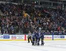 Хоккеисты Динамо (Минск)