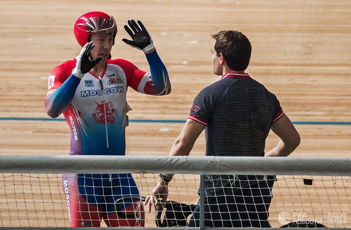 Россиянки победили вкомандном спринте ввелотреке начемпионате Европы