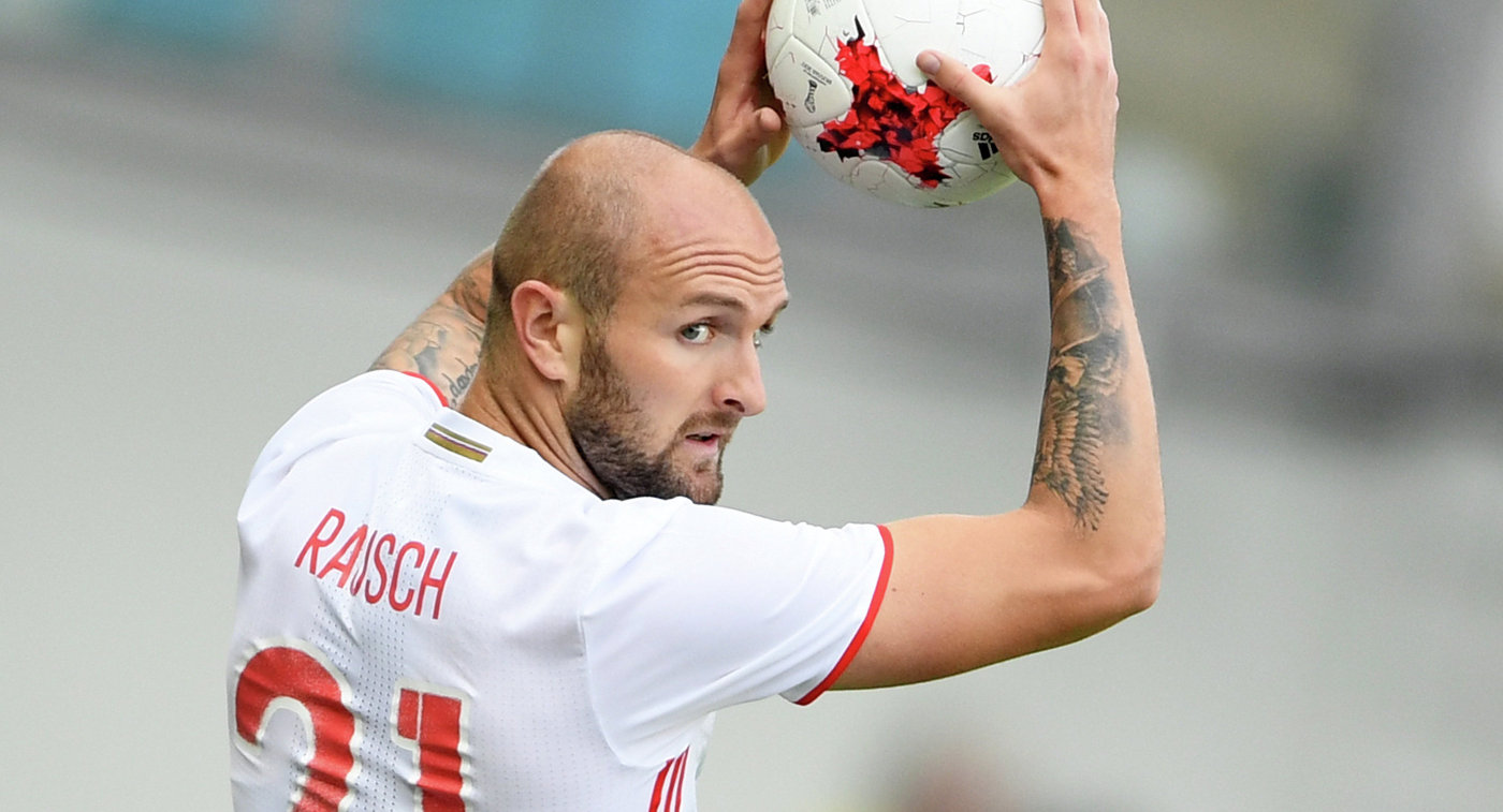 Защитник сборной России Рауш продлил контракт с«Кёльном»