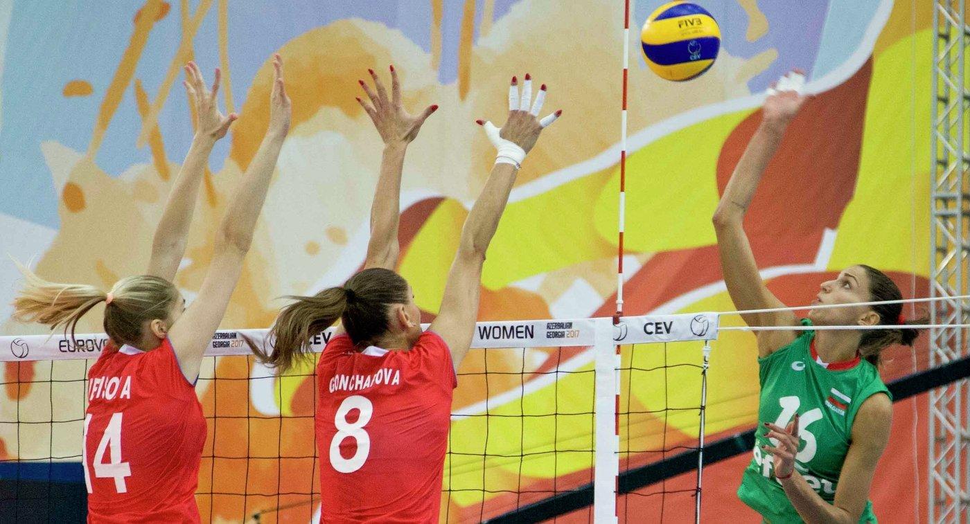 «Сборной РФ нехватило игровой практики перед дамским ЧЕ»— Екатерина Гамова