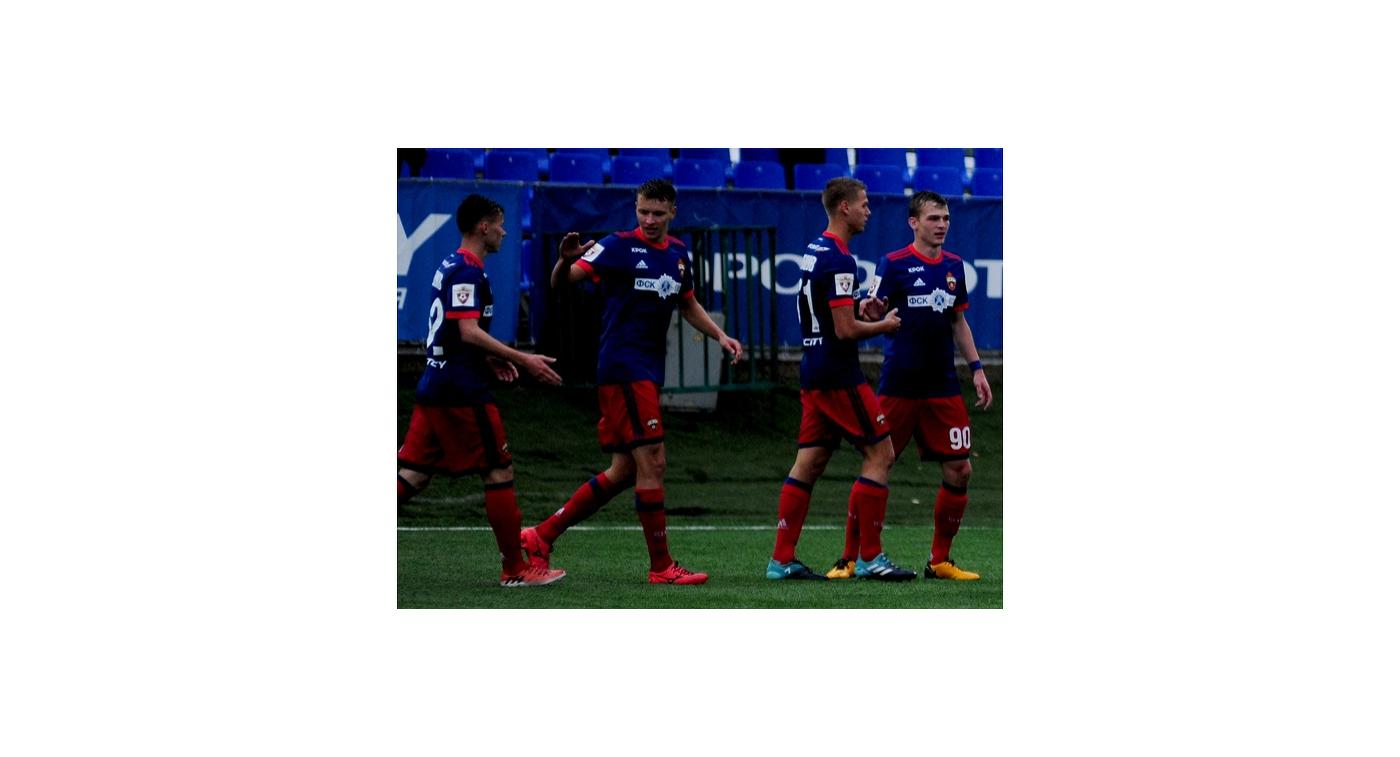 ЦСКА проиграл «Манчестер Юнайтед» вматче Юношеской лиги УЕФА