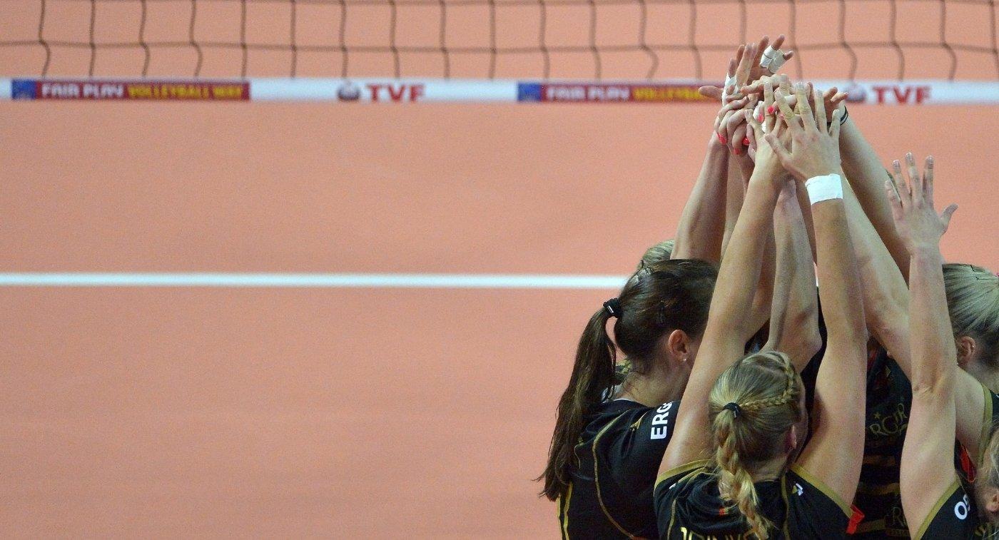 Сербские волейболистки обыграли команду Республики Беларусь вчетвертьфинале чемпионата Европы