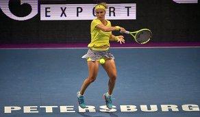 Теннис. St.Petersburg Ladies Trophy 2017