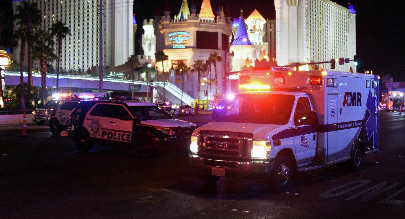«Голден Найтс» сделают пожертвование впомощь пострадавшим при стрельбе вВегасе