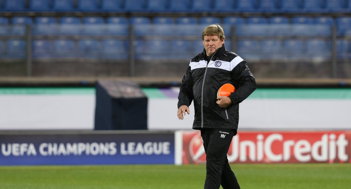 Ванхазебрук стал главным тренером «Андерлехта»