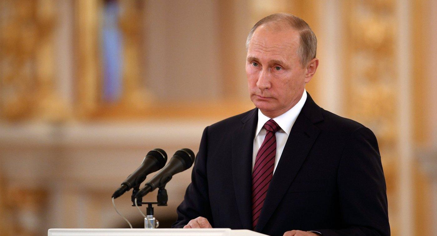 Путин поручил внести законодательный проект  обезвизовом въезде вРФ болельщиков наЧМ