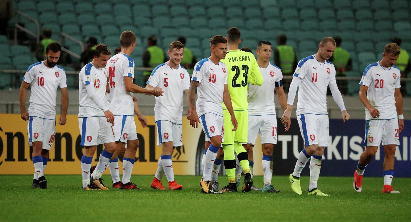 Квалификация ЧМ-2018: Азербайджан уступил Чехии, Армения крупно проиграла Польше