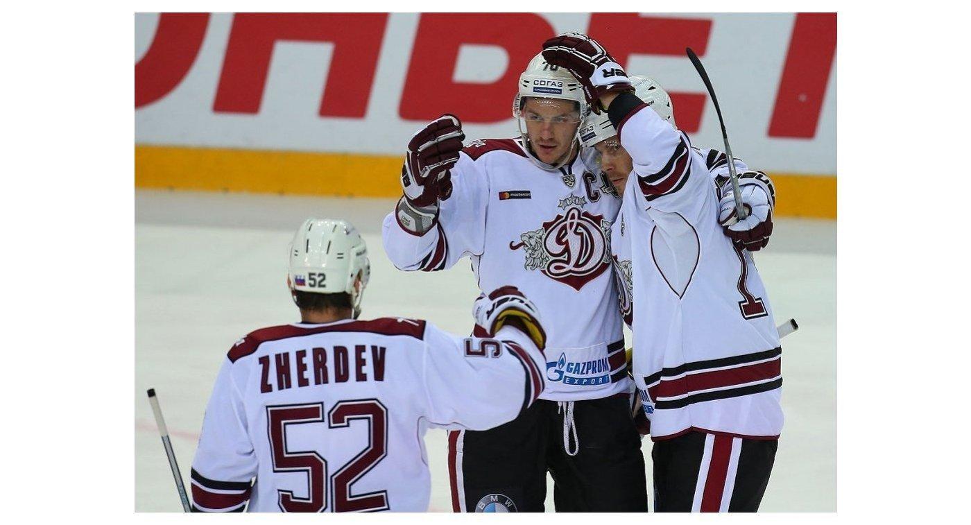 Сможет ли Динамо Рига обыграть Динамо Минск На что делать ставки на КХЛ 20 Января 2018