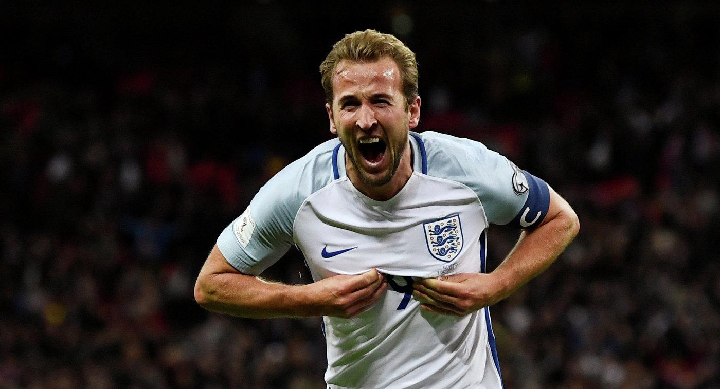 Кейна признали лучшим игроком сборной Британии в прошлом году