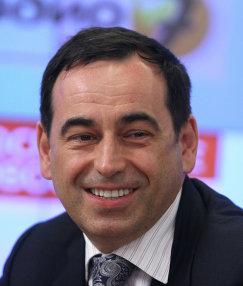 Российский бизнесмен Роман Авдеев