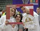 Более тысячи студентов Кузбасса стали участниками первого областного форума ГТО