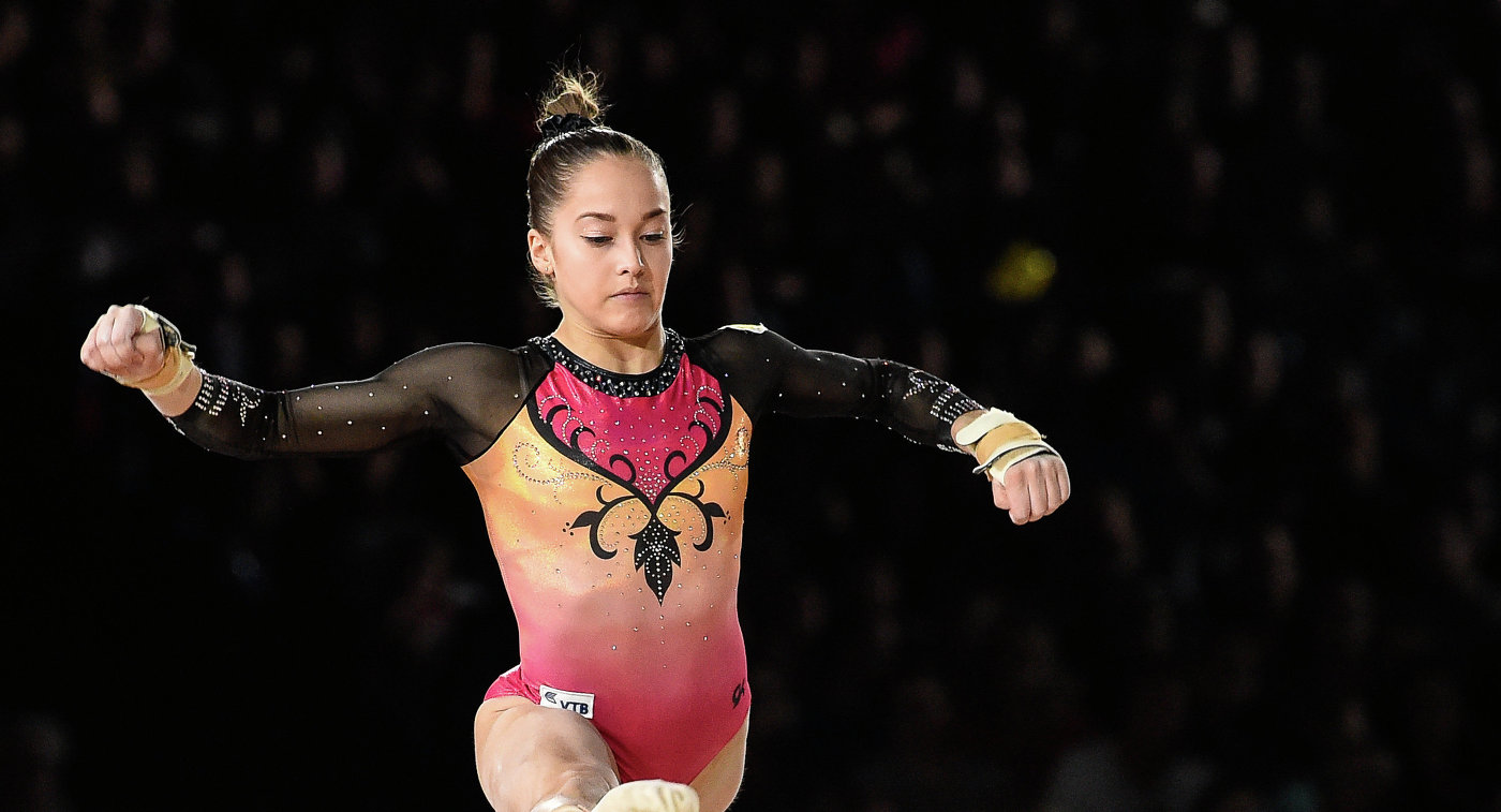Гимнаст Денис Аблязин вышел вфинал чемпионата мира вМонреале
