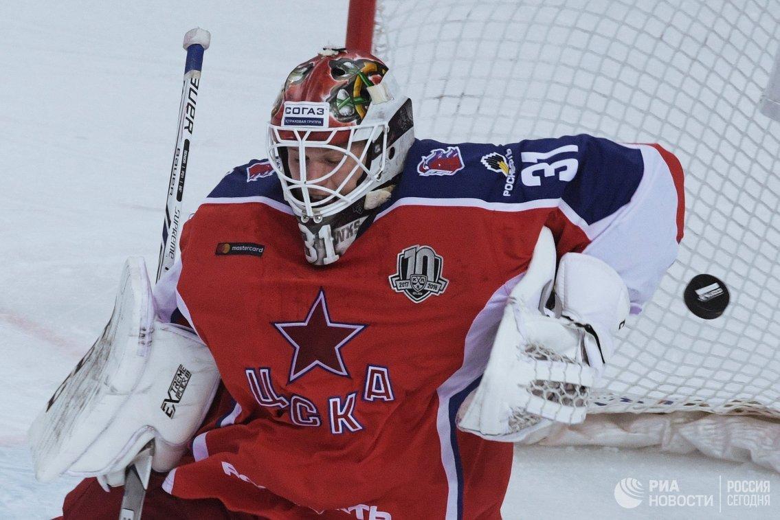 Юханссон, Токранов иГригоренко признаны лучшими игроками 3-го раунда плей-офф КХЛ