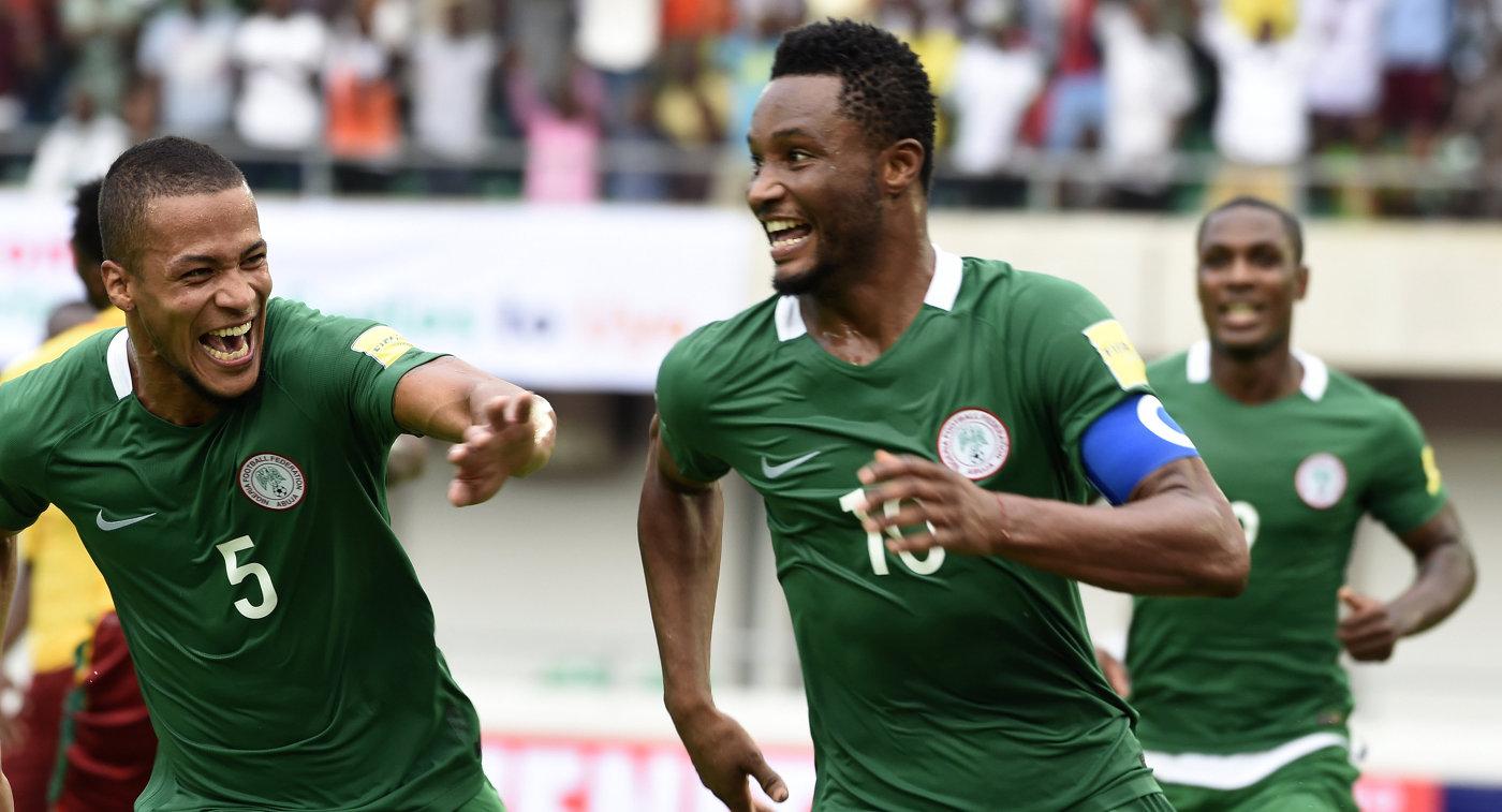 Сборная нигерии по футболу рекомендации