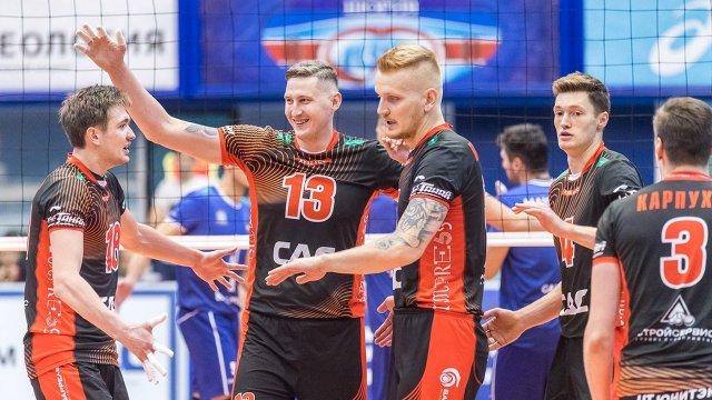 Чемпионат России по волейболу среди мужчин стартует в субботу