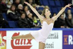 Мария Сотскова на турнире Finlandia Trophy