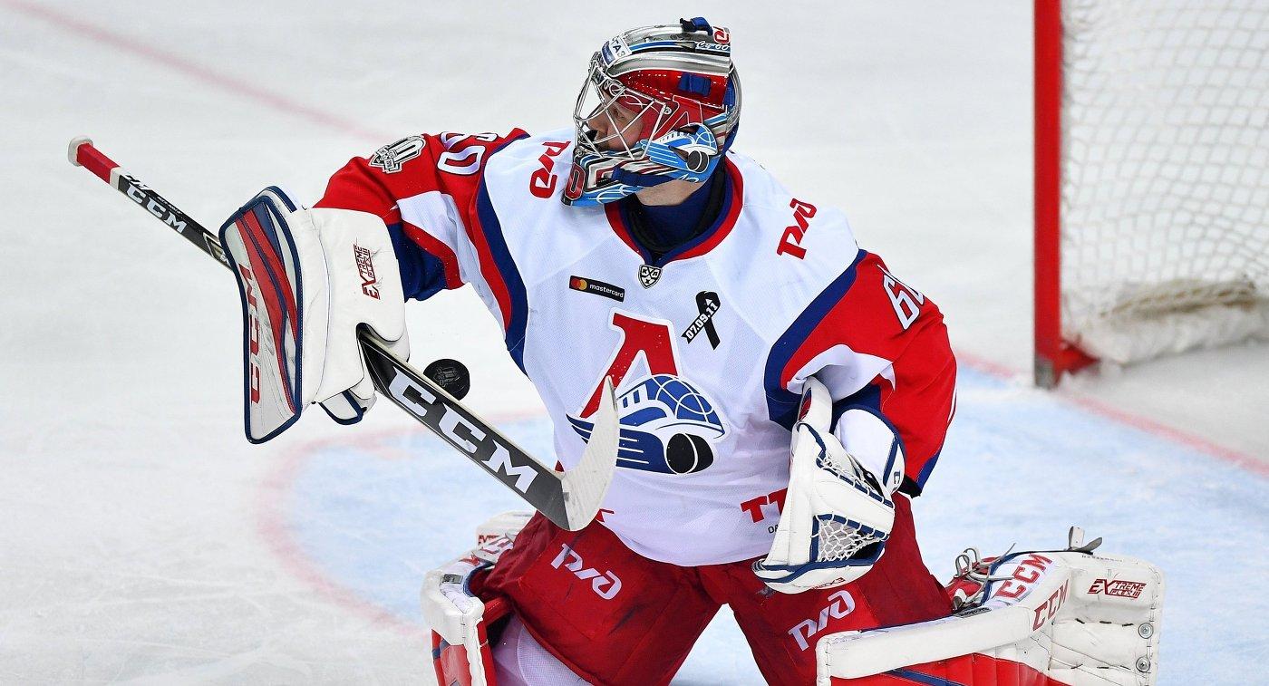 «Локомотив» обыграл «Куньлунь»— Матч дебютных шайб