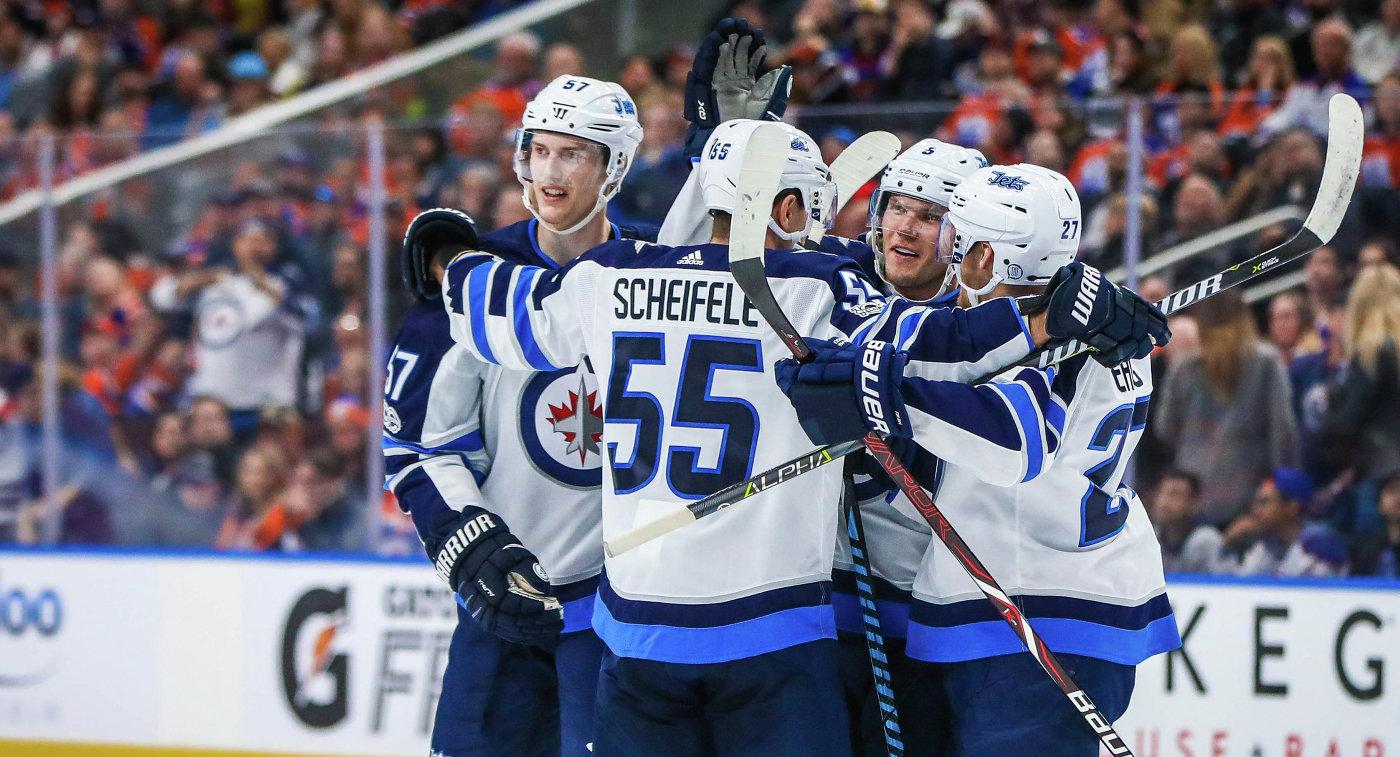 НХЛ. Радулов признан 3-й звездой матча с«Виннипегом»