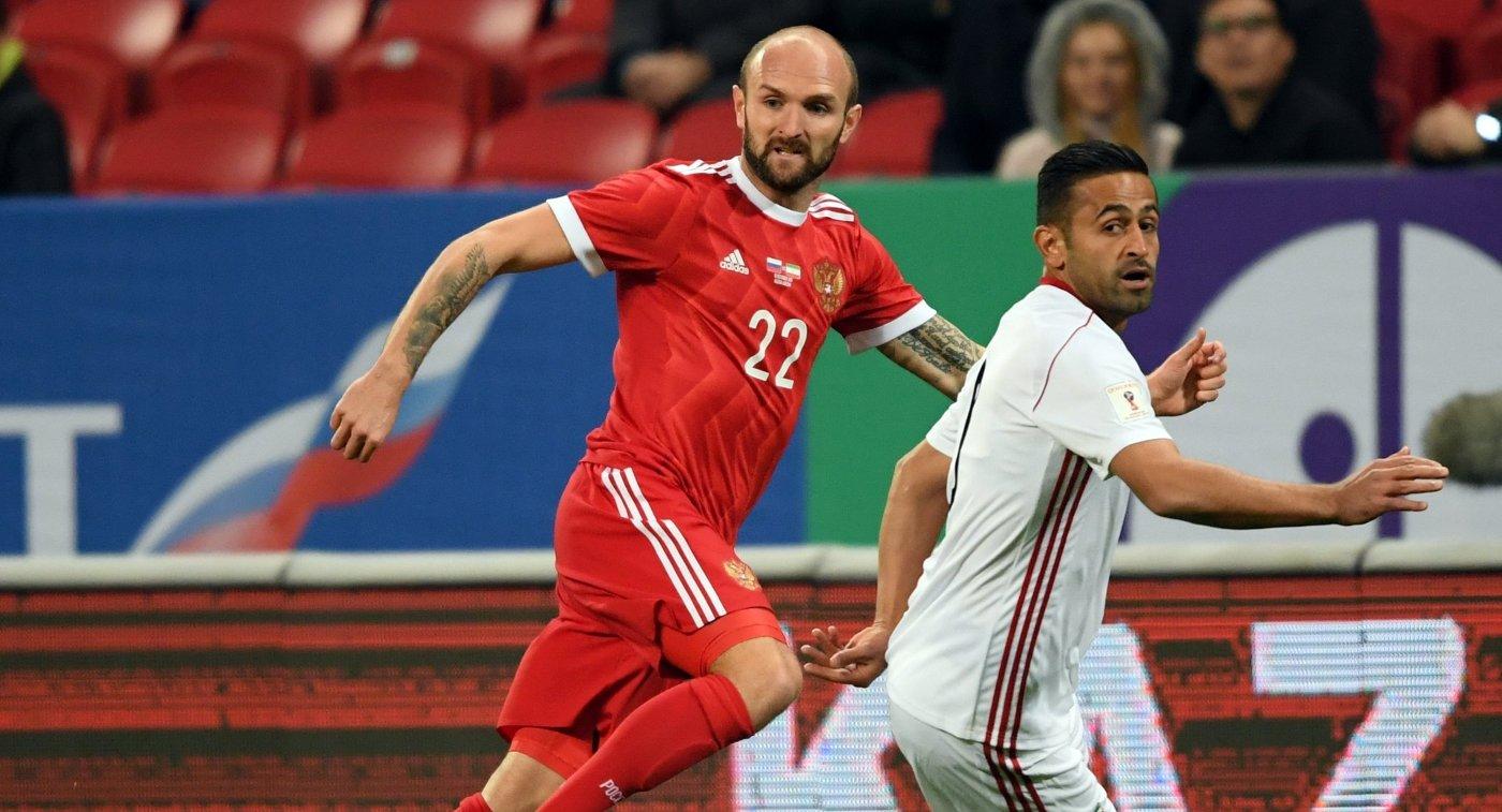 ВГермании говорили о переходе Константина Рауша из«Кёльна» в«Динамо»