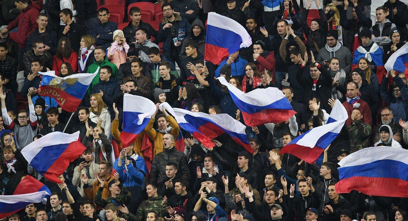 Алаев: на матч Россия — Бразилия уже продано порядка 60 тысяч билетов