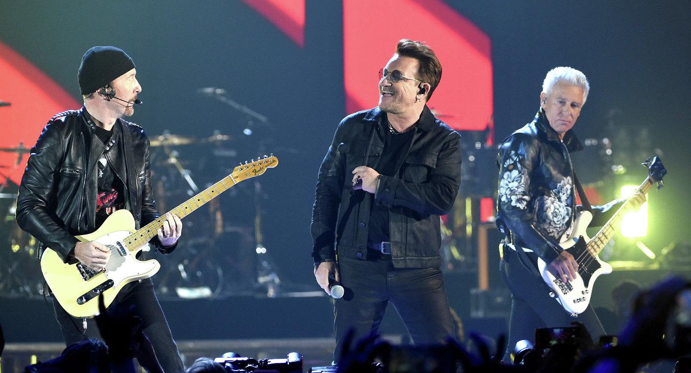Рок-группа U2 отложила выступление наконцерте вБуэнос-Айресе из-за матча отбораЧМ