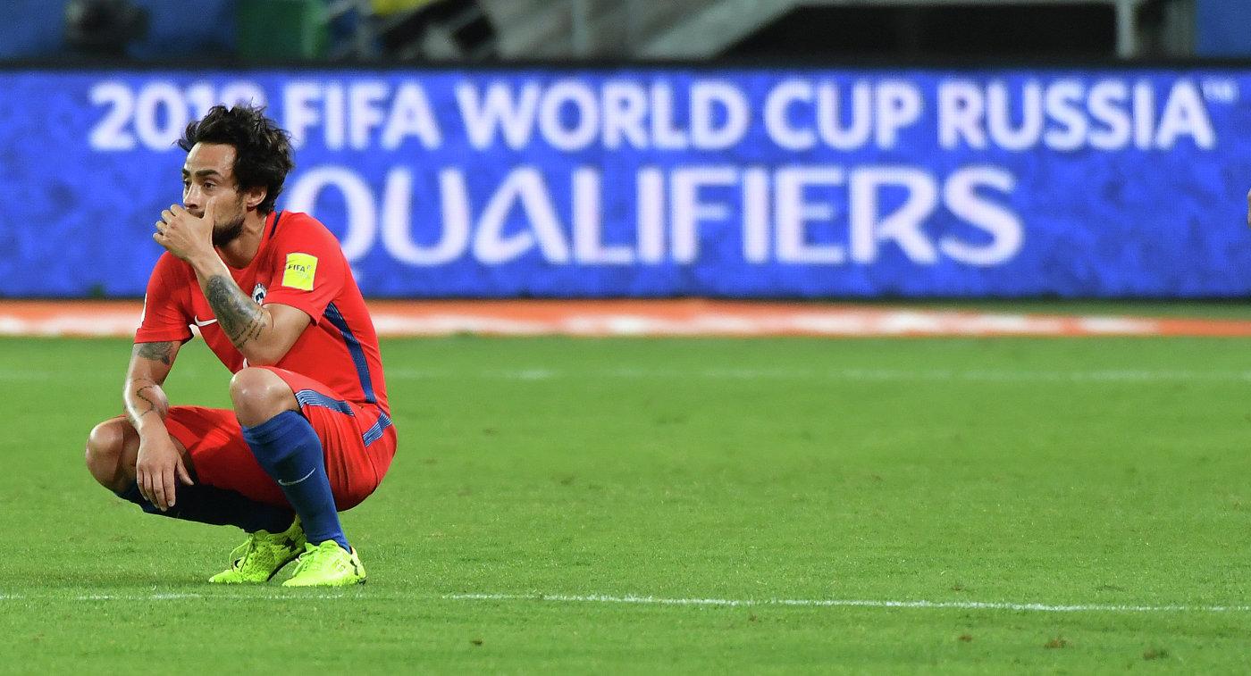 Отборочный Турнир Чемпионата Мира По Футболу 2018 Чили Колумбия